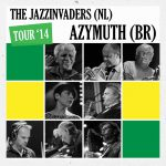 The Jazzinvaders ft Azymuth 2014 tour